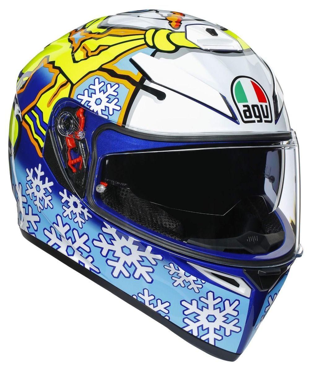 Agv K3 Sv Rossi Winter Test 2016 10 Sale