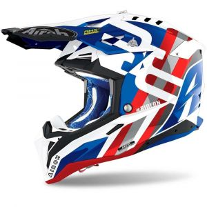 Airoh-Aviator-3-Rainbow-Blue-print-Cross-Helmet-Helm-Casque-Kask-Casco-1