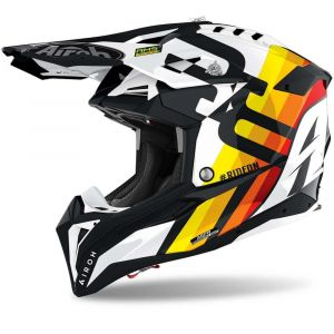 Airoh-Aviator-3-Rainbow-White-print-Cross-Helmet-Helm-Casque-Kask-Casco-1