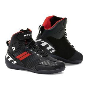 Revit G-Force Shoes Black-Neon Red