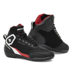 Revit G-Force H2O Shoes Black-Neon Red
