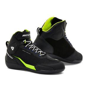 Revit G-Force H2O Shoes Black-Neon Yellow