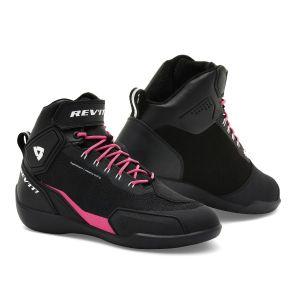 Revit G-Force Ladies Shoes Black-Pink
