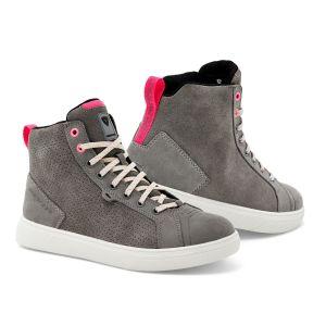 Revit Arrow Ladies Shoes Light Grey-White Riding-Shoes-Motorradschuhe-Motorschoenen-Baskets-Zapatos-Ayakkabilar-1.jpg