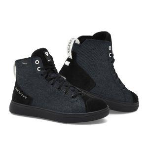 Revit Delta H2O Ladies Shoes Dark Blue-Black