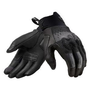 Revit Kinetic Gloves Black-Anthracite
