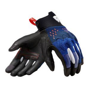 Revit Kinetic Gloves Blue-Black