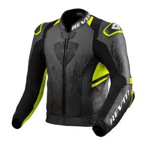 Revit Quantum 2 Jacket Anthracite-Neon Yellow