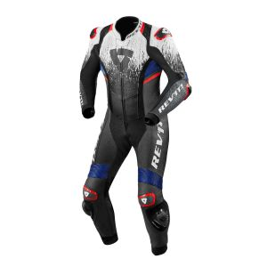 Revit Quantum 2 One-Piece Suit White-Blue