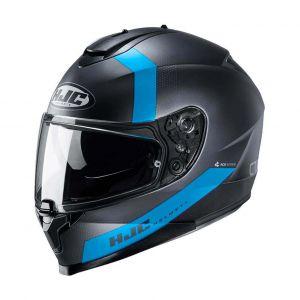 HJC-C70-Eura-Black-Blue-Full-Face-Helmet-Helm-Casque-Kask-Casco-1