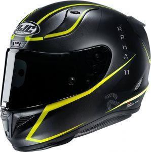 HJC-RPHA-11-Jarban-Black-Yellow-Full-Face-Helmet-Helm-Casque-Kask-Casco-1