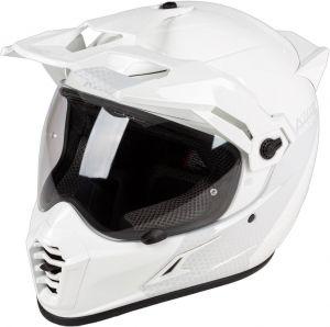 Klim Krios Pro Helmet ECE Haptik White