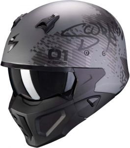 Scorpion-COVERT-X-XBORG-Matt-silver-Black-Open-Face-Helmet-Helm-Casque-Kask-Casco-1.jpg
