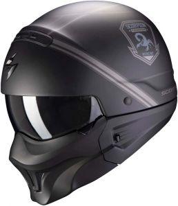 Scorpion-EXO-COMBAT-EVO-UNBORN-Matt-Black-Silver-Open-Face-Helmet-Helm-Casque-Kask-Casco-1.jpg