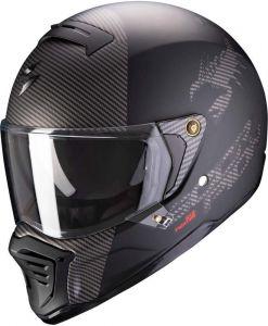 Scorpion-EXO-HX1-HOSTIUM-Matt-Black-Silver-Full-Face-Helmet-Helm-Casque-Kask-Casco-1.jpg