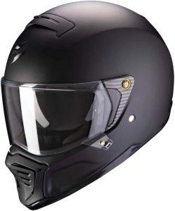 Scorpion-EXO-HX1-SOLID-Matt-black-Full-Face-Helmet-Helm-Casque-Kask-Casco-1.jpg