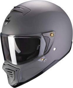 Scorpion-EXO-HX1-SOLID-Matt-cement-grey-Full-Face-Helmet-Helm-Casque-Kask-Casco-1.jpg