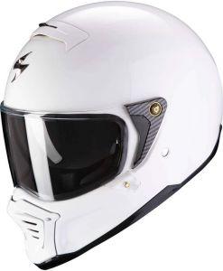 Scorpion-EXO-HX1-SOLID-White-Full-Face-Helmet-Helm-Casque-Kask-Casco-1.jpg