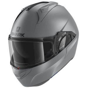 Shark-Evo-GT-Anthracite-Mat-AMA-Modular-Helm-Casque-Kask-Casco-1