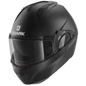 Shark-Evo-GT-Black-Mat-KMA-Modular-Helm-Casque-Kask-Casco-1