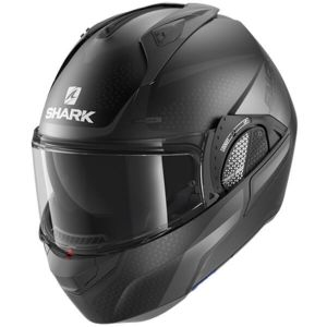 Shark-Evo-GT-Blank-Mat-KAA-Modular-Helm-Casque-Kask-Casco-1