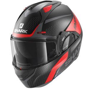 Shark-Evo-GT-Blank-Mat-KRA-Modular-Helm-Casque-Kask-Casco-1