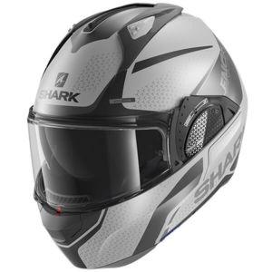Shark-Evo-GT-Blank-Mat-SAK-Modular-Helm-Casque-Kask-Casco-1
