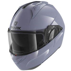 Shark-Evo-GT-Silver-Nardo-Grey-S01-Modular-Helm-Casque-Kask-Casco-1