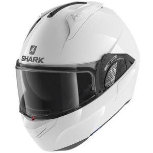 Shark-Evo-GT-White-WHU-Modular-Helm-Casque-Kask-Casco-1