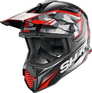 Shark_VARIAL_TIXIER_KXR_Black_Glitter_Red_Cross_Helmet_Helm_Casque_Kask_Casco_1