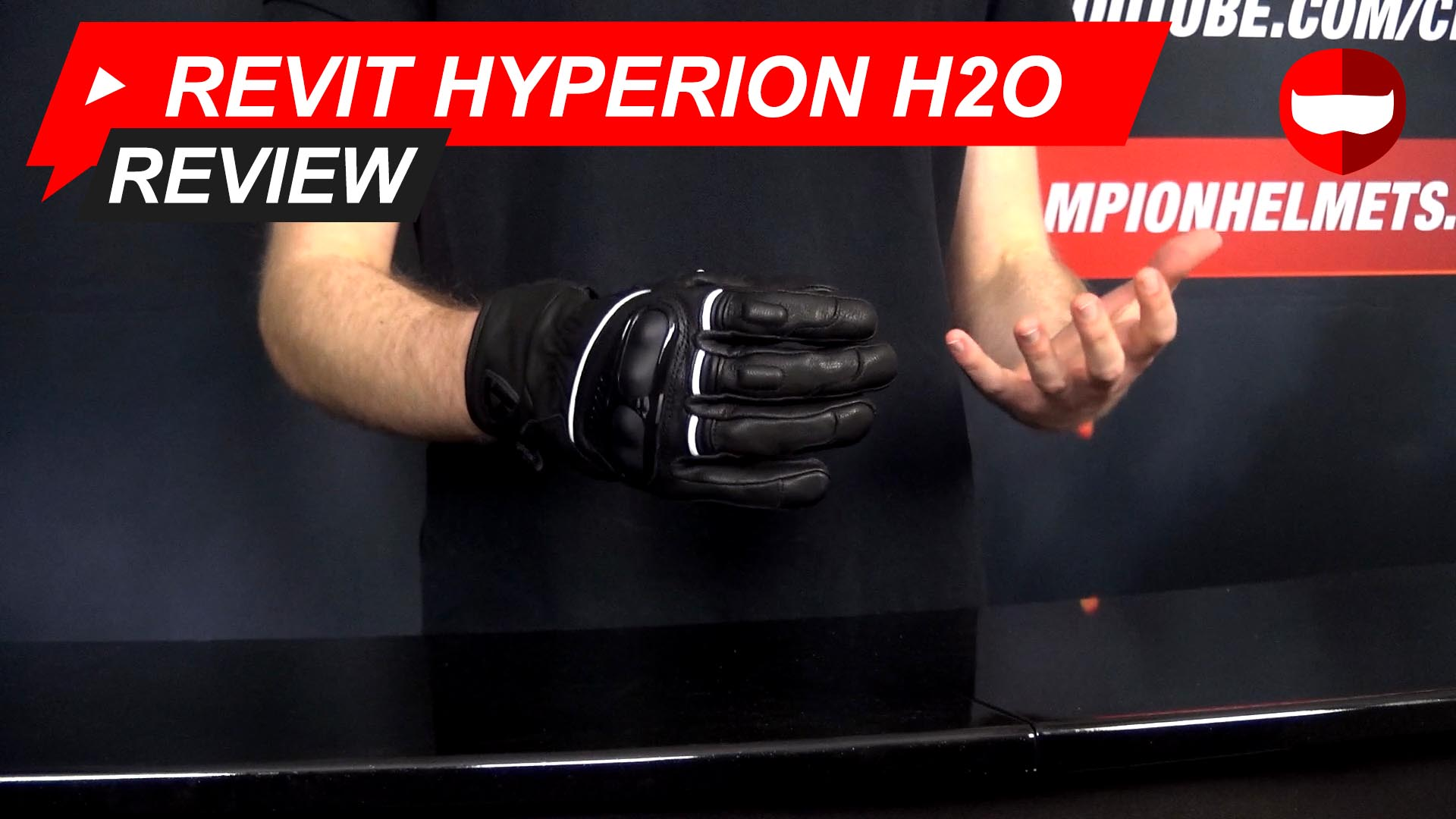 Revit Hyperion H2O Glove Review